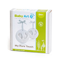 Baby Art My Pure Touch White