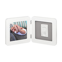 Baby Art My Baby Touch Duplo White e Grey