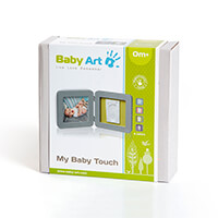 Baby Art My Baby Touch Duplo Grey