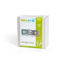 Baby Art My Baby Touch Triplo Grey