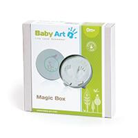 Baby Art Magic Box Redondo Confetti